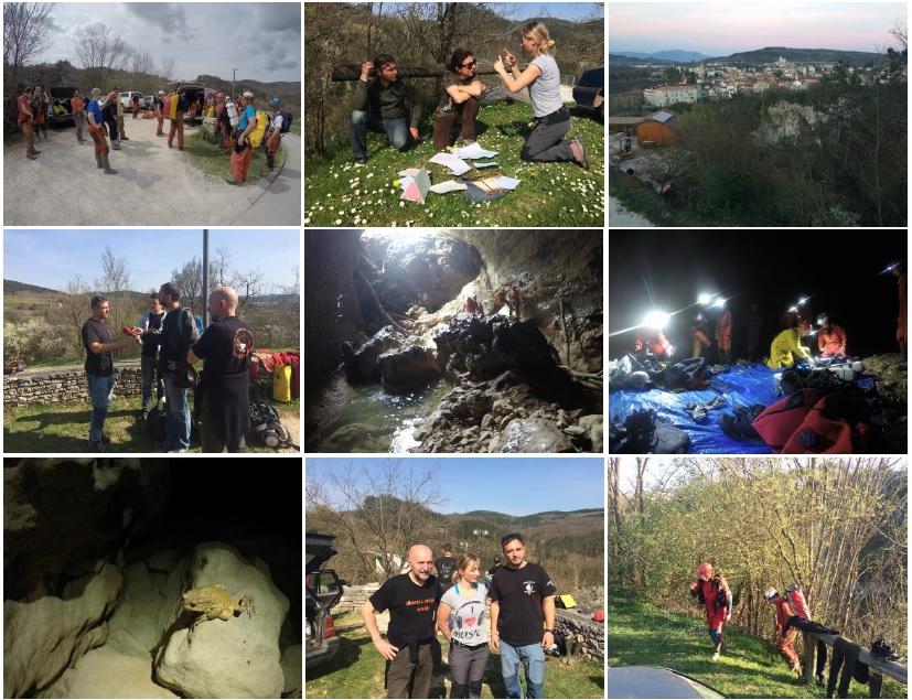 Istraživanje Pazinske jame