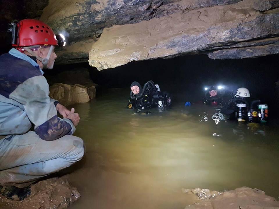 Monitoring čovječje ribice u špilji Zagorska peć