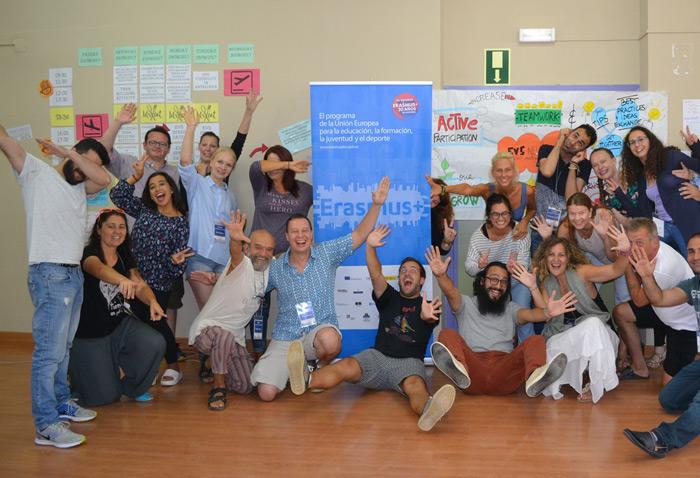 Sudjelovanje na EVS Contact Making seminaru u Španjolskoj