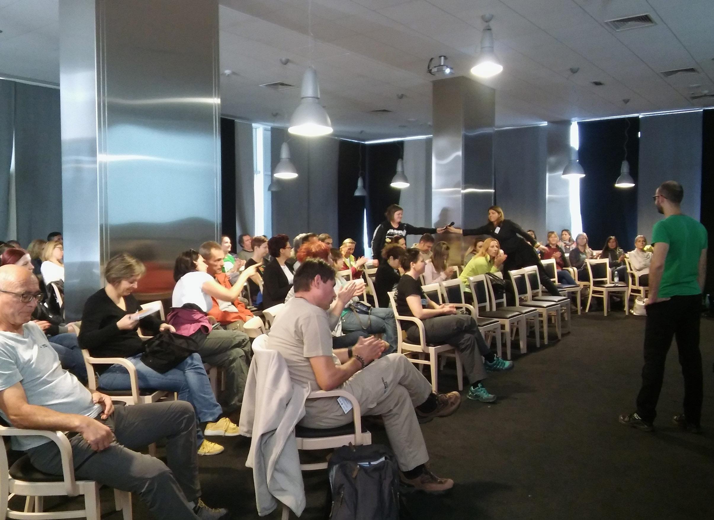 Bili smo na 11. skupu stručnih službi u Makarskoj